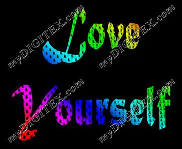 Love yourself-Tolerance