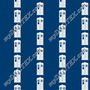 Police Box Pinstripe