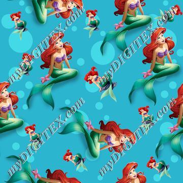 Arial Mermaid