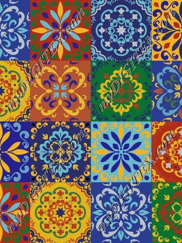 Portugese ceramic tiles