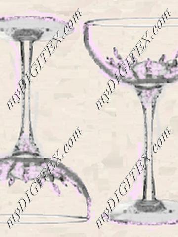 champagne glasses big