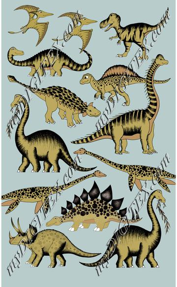 digitexsinglebedblueprehistoric