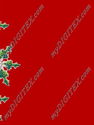 spodnica dziew red