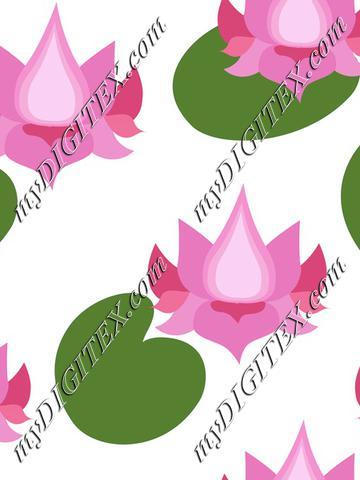 Pink lotusflowers lotuses