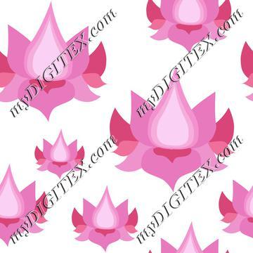 Pink lotuses pink lotusflowers
