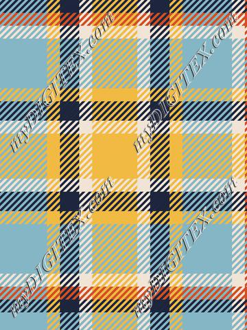 Boot Edge Edge Plaid