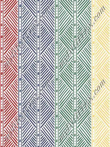 Magical Tribal Stripe