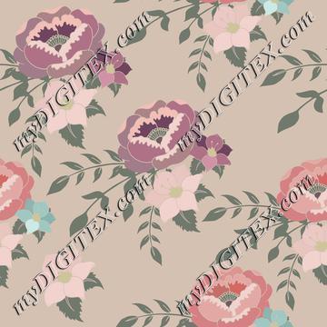 Romantic florals English Home
