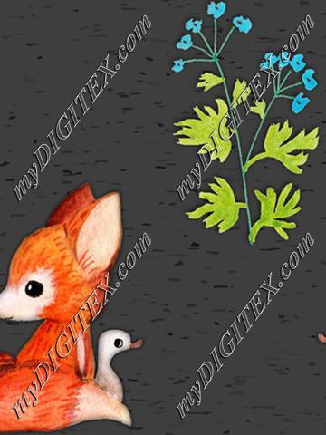 woodyland fox