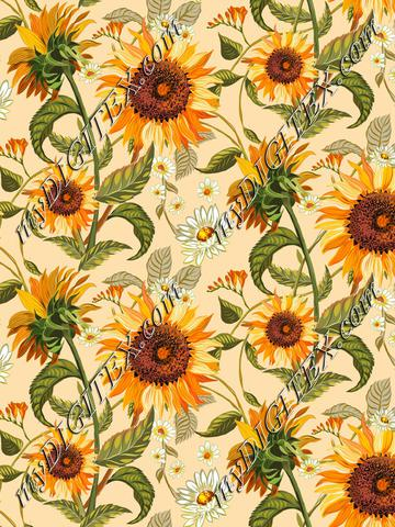 SunflowersLargeWallpaperREPEAT