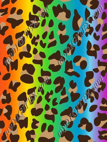 Leopard Skin, Cheetah Skin Rainboe