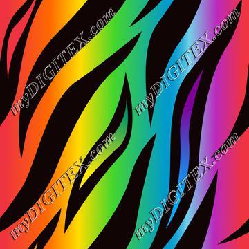 Tiger Skin Rainbow