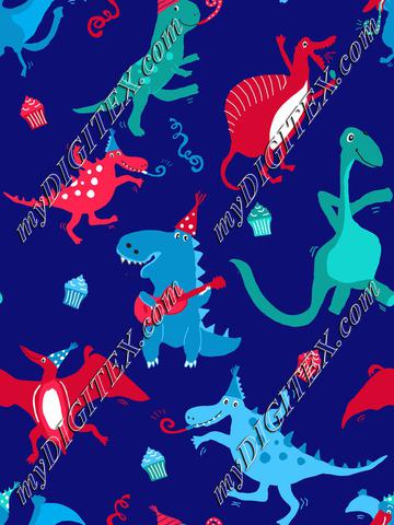 Dinosaurs Party