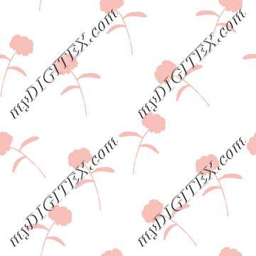 pink flower start.ai