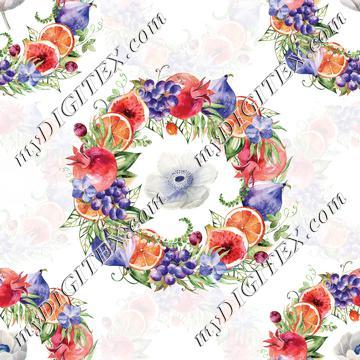 flowers rounded bg:#6c2336