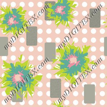 Graphic Flower Coordinate_1-01