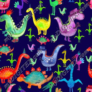 Dino Pattern3_AngiMullhatten