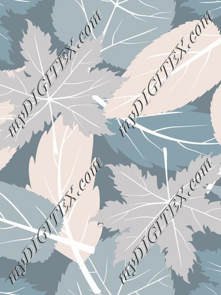 Neutral Autumn Leaves