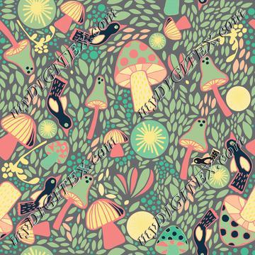 New Birds and Mushrooms-01