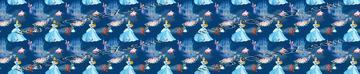 Cinderella Dark Blue