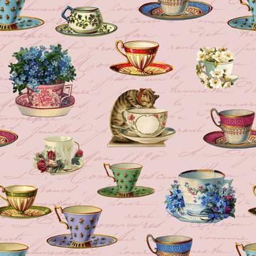 Vintage Teatime