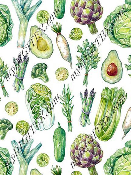vegetables repeat