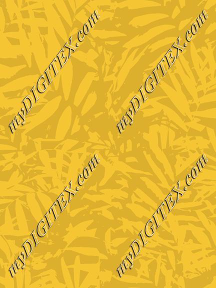Subtle Palm Leaf Pattern