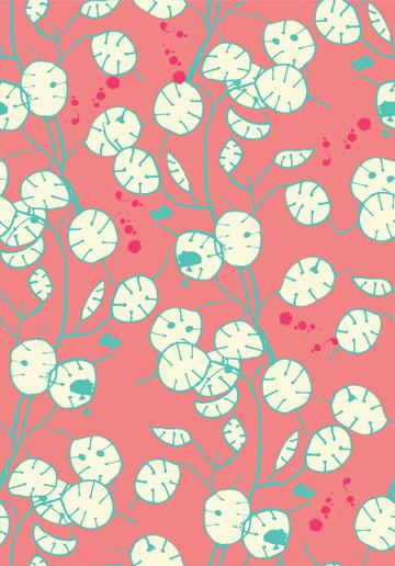 lunaria pink