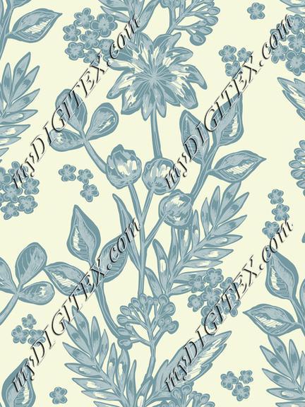 Scribbly plants porcelain-01