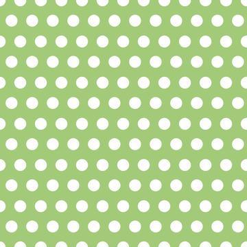 Polkadots Green