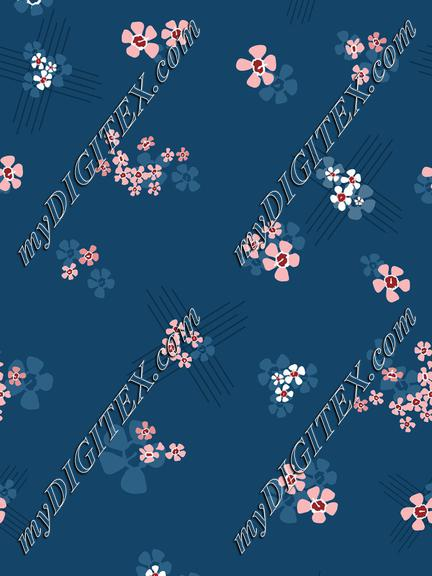 Navy-Sweet-Florals