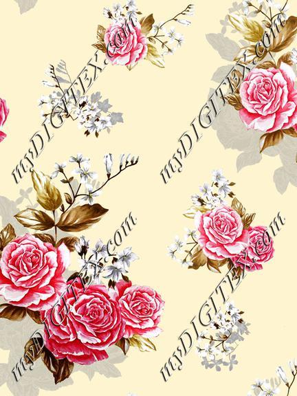 rose blossom_creamy