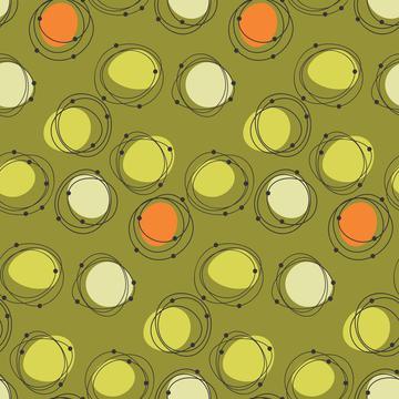 Avocado Shag (Atomic Eggs)