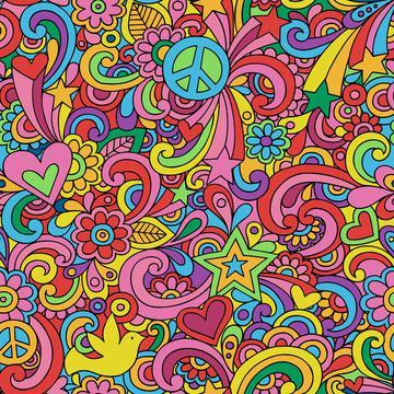 Hippie Love Peace