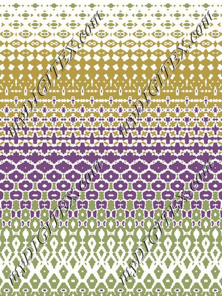 Rich Gold Purple