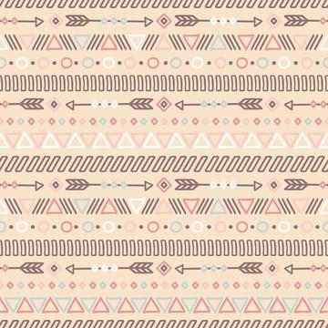 Tribal Baby Arrows