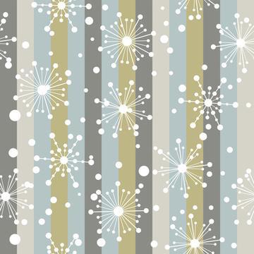 Suburban Kitsch Atomic Stripes