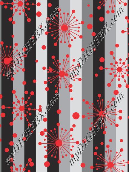 Atomic Boomerang Atomic Stripes