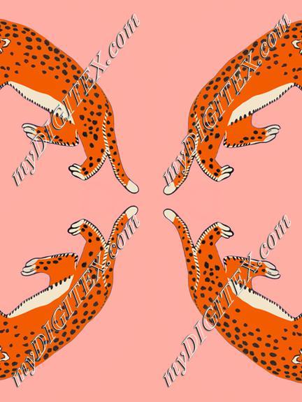 leopard salmon