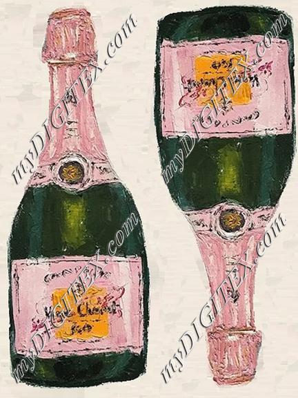champagne big flipped custom