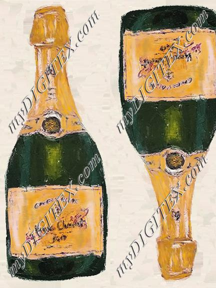 yellow champagnes