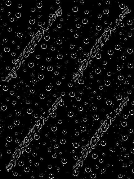Bubbles (on black)