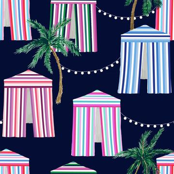 Nighttime Ammended CABANA TENTS MULTI SCATTERED copy
